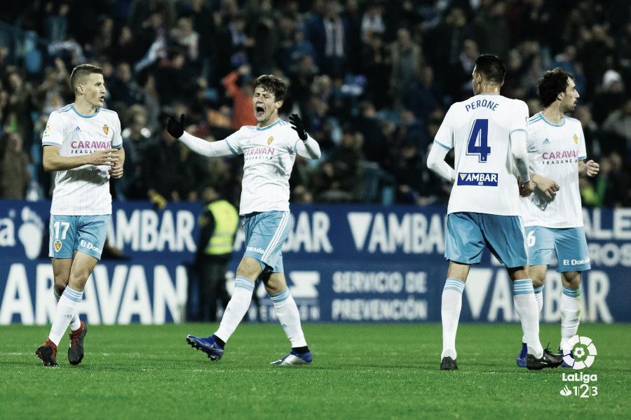 El rival: el Zaragoza paseando entre el descenso y la salvación