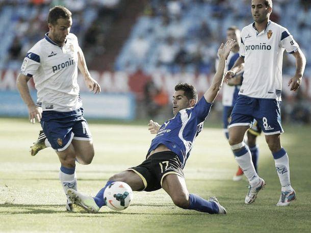 Preocupante derrota del Tenerife en La Romareda (3-0)