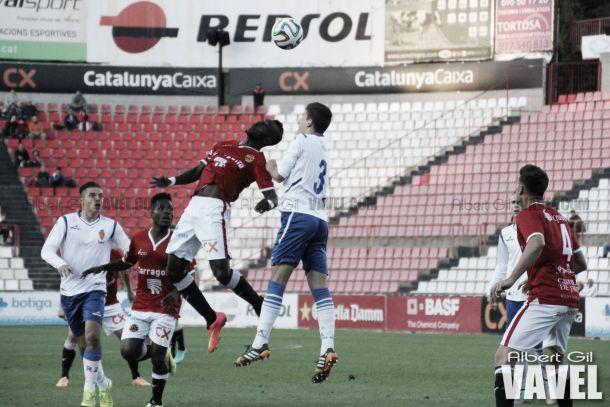 Real Zaragoza B - Sant Andreu: urge la victoria