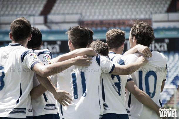 El empate, el gran desconocido del Real Zaragoza B