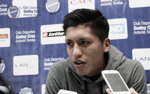 """Nahuel Zárate: """"Lo que quiere un jugador es continuidad"""""""