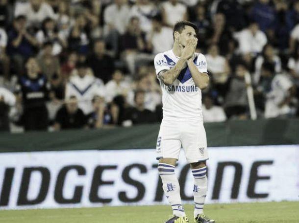 """Mauro Zárate: """"Tratamos de jugar siempre"""""""