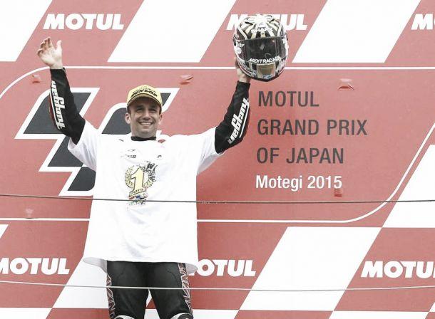 "Johann Zarco: ""El final de carrera ha sido fantástico"""