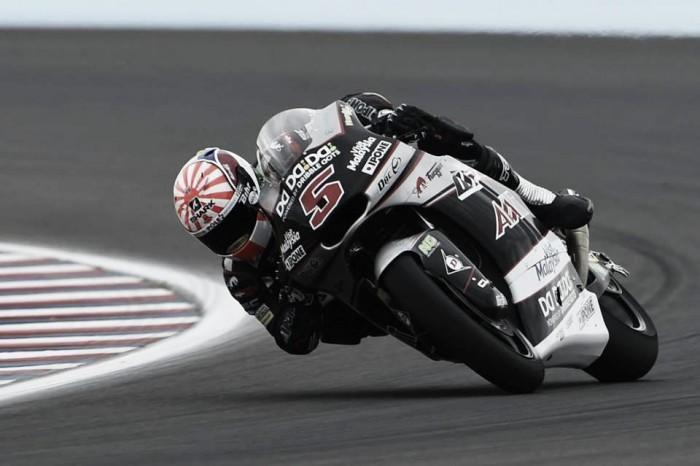 Zarco 'head over heals' again with Moto2 win