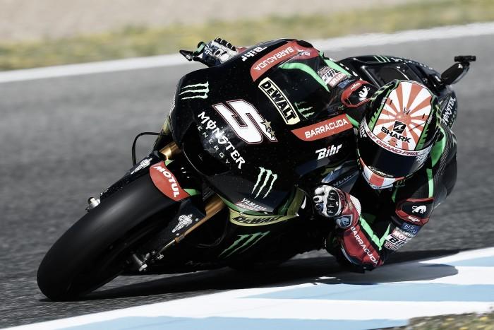 MotoGP Assen Prove 2 Maverick Vinales imprendibile