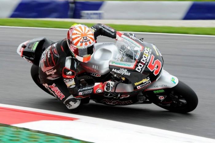 Moto2, Misano: Zarco davanti a tutti; terzo Baldassarri