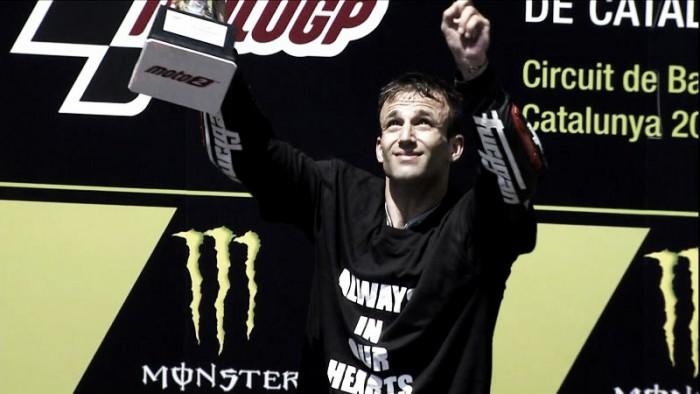 """Always in our hearts:"" Johann Zarco dedicates Moto2 win to Luis Salom"