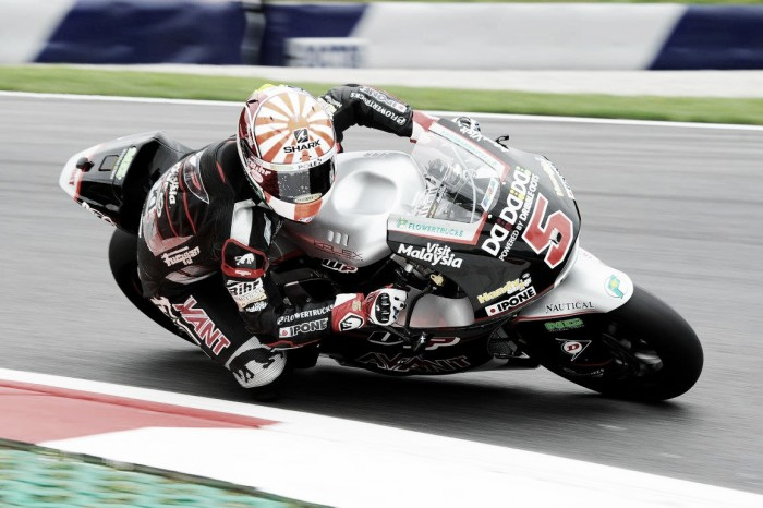 Zarco on pole for Austrian Moto2 race