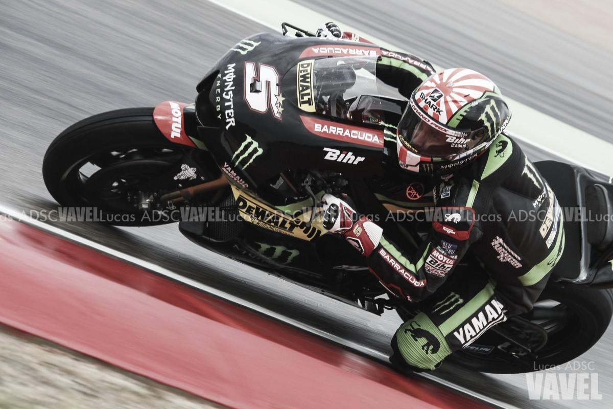 """Zarco: """"Estoy feliz de venir a mi GP de casa como segundo del campeonato"""""""