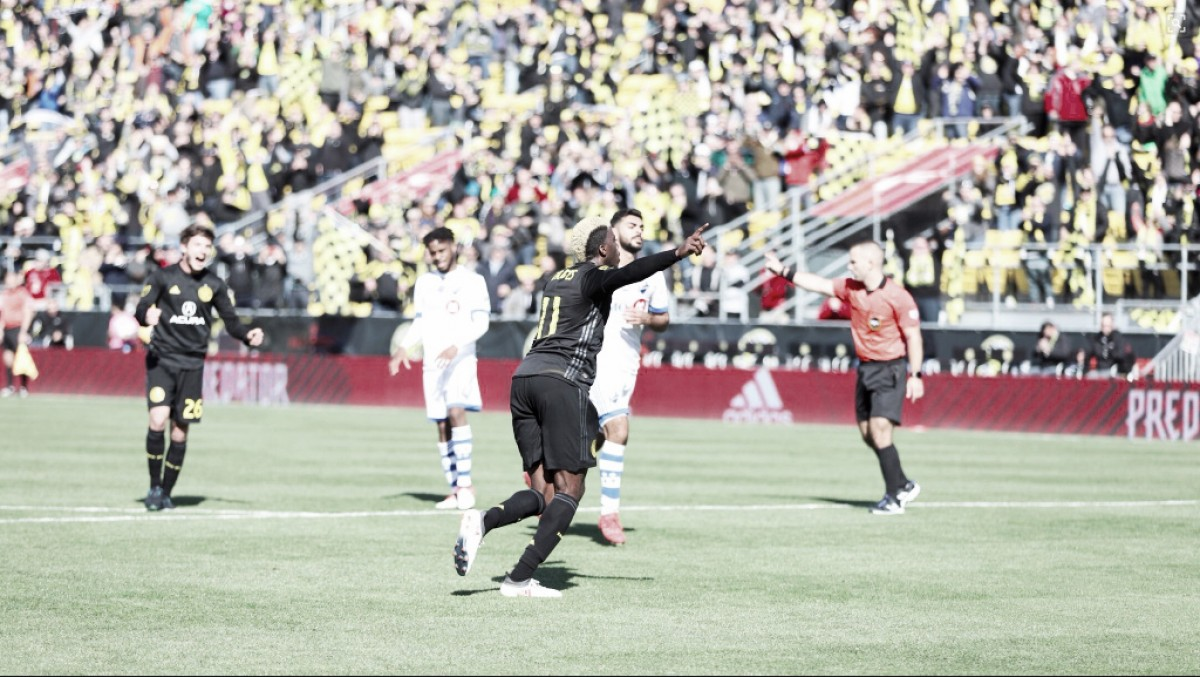 Federico Higuain scores 50th club goal in win over Montreal Impact