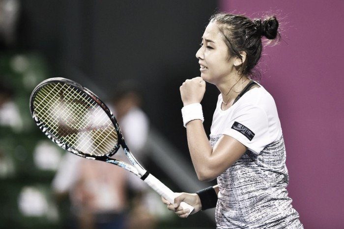 WTA Tokyo International: Zarina Diyas claims her first WTA title over Miyu Kato in all-qualifier battle