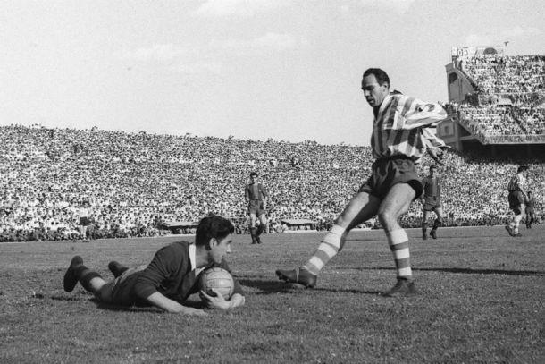 Telmo Zarra, blasón del gol
