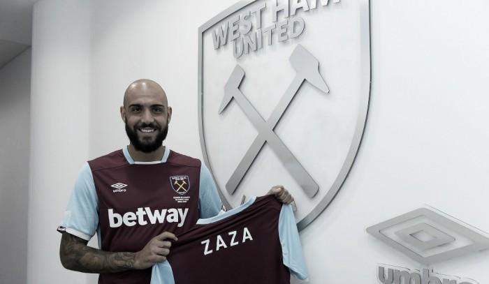 West Ham, ufficiale l'arrivo di Zaza. Prestito con obbligo di riscatto