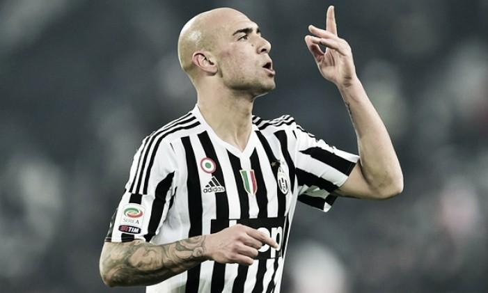 Juventus vence por 1-0 e já cheira a campeão