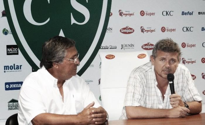 """Chiófalo: """"Creo que se puede lograr, estoy muy confiado"""""""