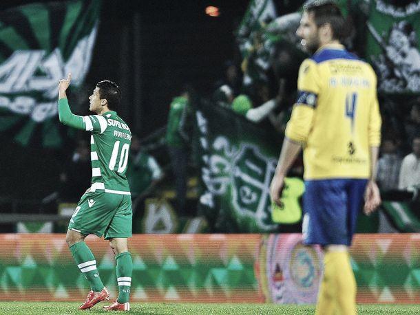 Arouca x Sporting: Leão quer vencer para esquecer desastre na Albânia