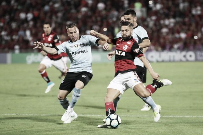 Renato defende jogo feio e eficiente do Grêmio contra Flamengo