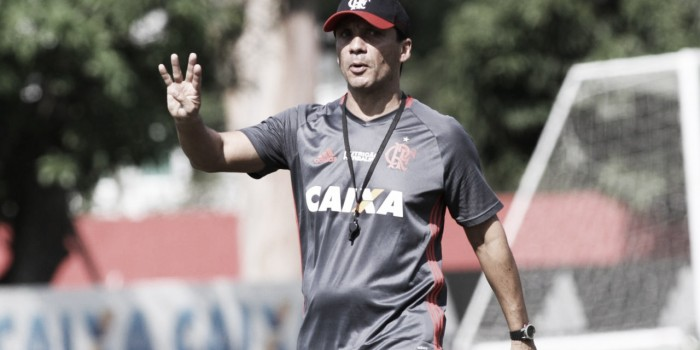 """Zé Ricardo elogia time e afirma: """"Flamengo está de parabéns"""""""
