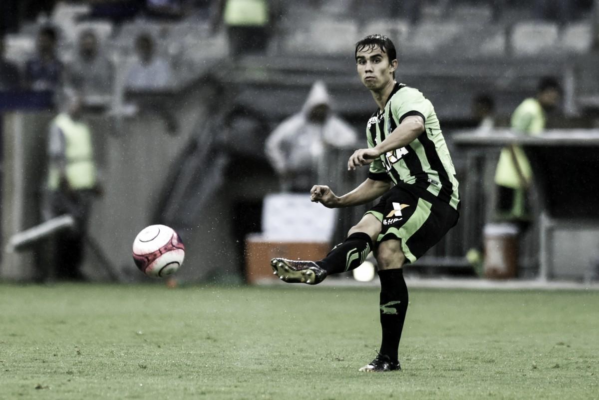 Volante Zé Ricardo tem lesão constatada e desfalca América-MG contra Democrata pelo Mineiro