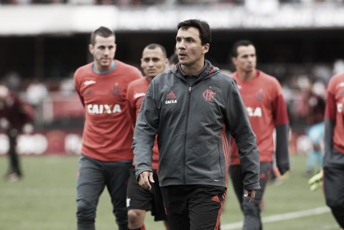 Zé Ricardo lamenta derrota e afirma que Flamengo 'segue na briga' pelo título