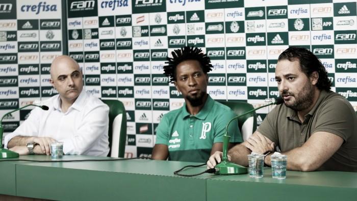 Após anunciar aposentadoria, Zé Roberto assumirá função administrativa no Palmeiras