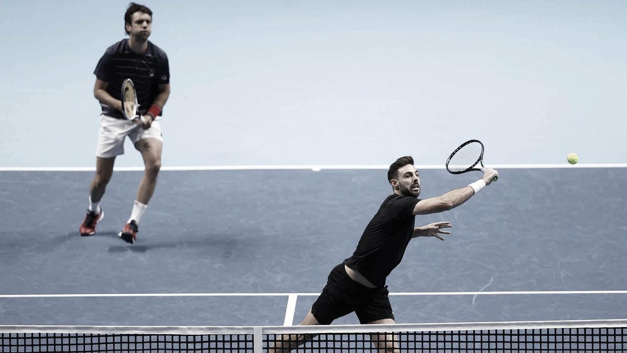 Granollers/Zeballos vencem Pavic/Soares em duelo de tiebreaks