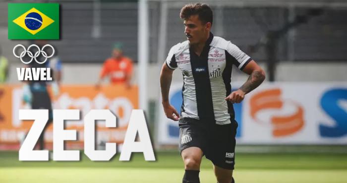 Rumo à Olimpíada: Zeca, lateral do Santos