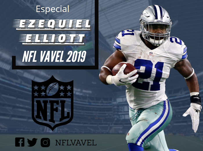 Guía NFL VAVEL 2019: Ezekiel Elliott