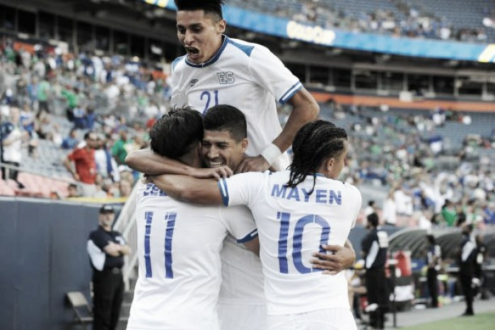 Quickfire goals give El Salvador a vital win in the CONCACAF Gold Cup over Curacao