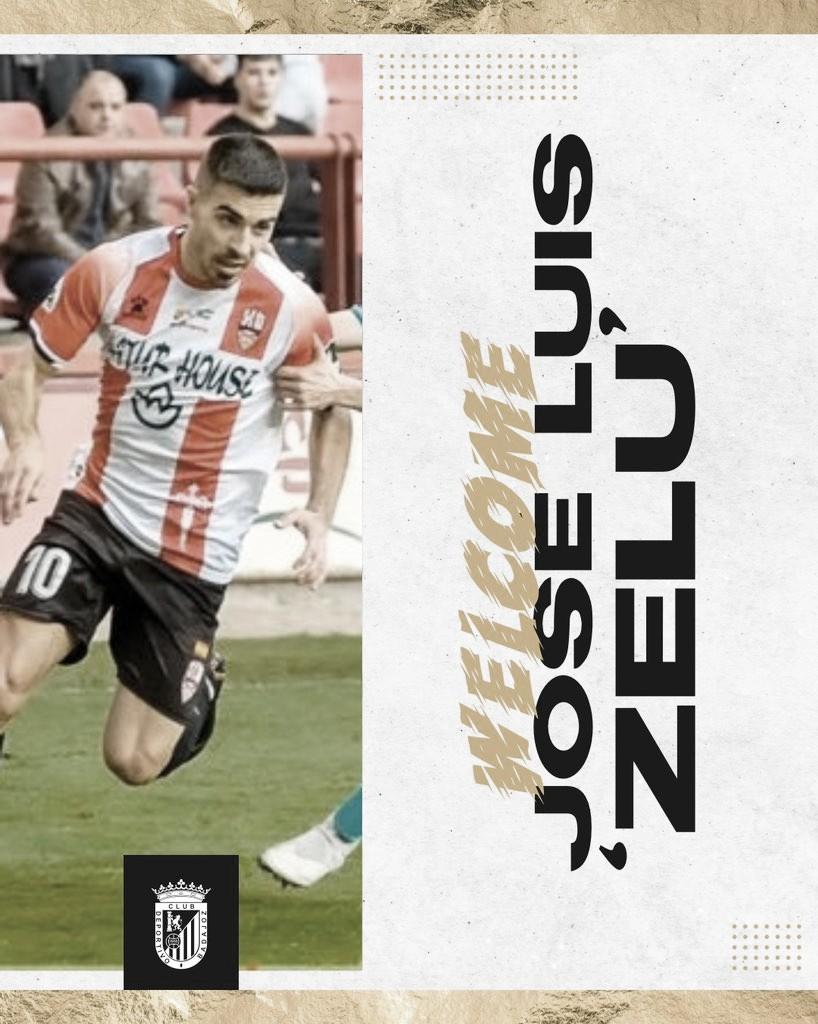 """El habilidoso extremo """"Zelu"""" se une al CD Badajoz"""