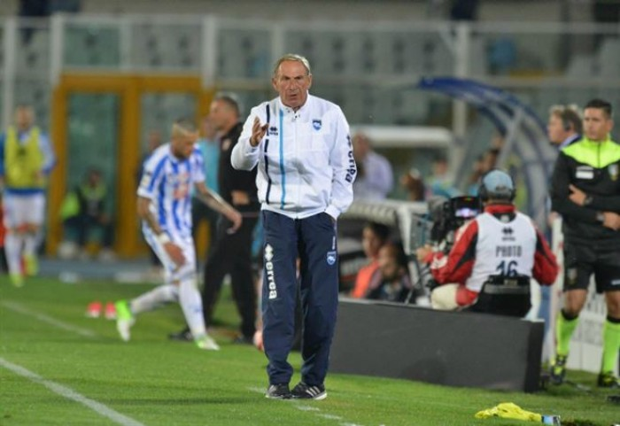 Serie B - Il Pescara domina ma nel finale si fa rimontare ancora: 2-2 con la Virtus Entella