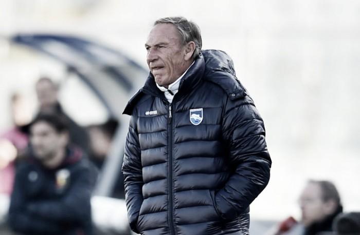 "Pescara, Zeman verso la Roma: ""Gara non facile, loro non hanno punti deboli"""