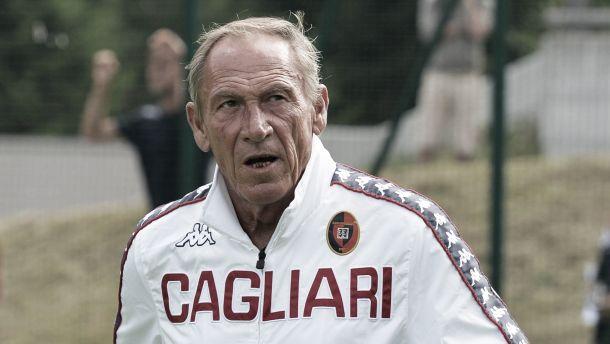 Zeman vuelve al Cagliari