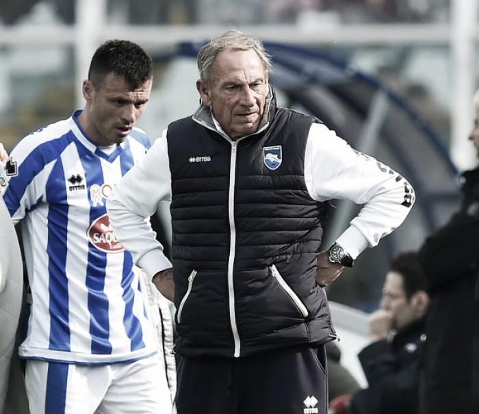 """Pescara, Zeman: """"Sono tornato per il progetto. Totti merita più di cinque minuti a partita"""""""