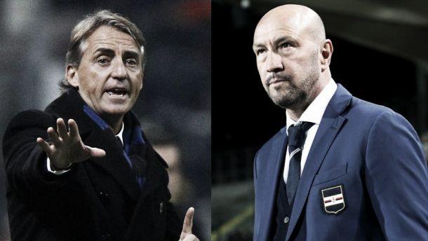 Samp - Inter: Zenga per confermarsi, Mancini per rilanciarsi