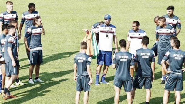 Europa League, Zenga alla prima: esame Vojvodina per la Sampdoria