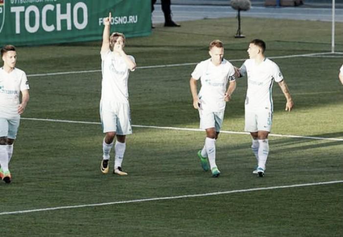 Russia, Zenit senza freni: 3 vittorie su 3 per Mancini