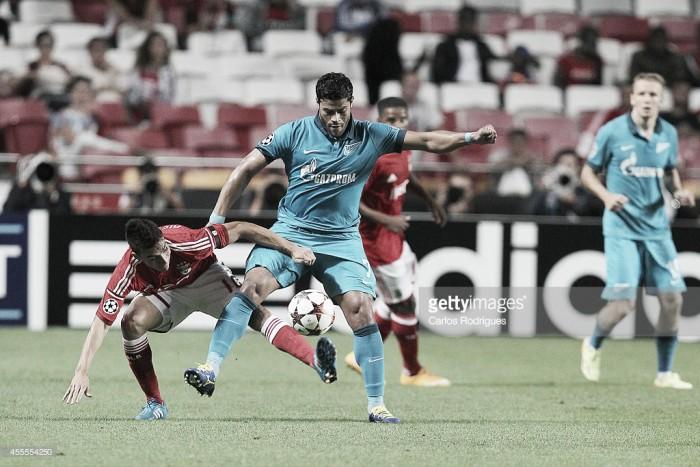 Benfica x Zenit: Duelo de velhos conhecidos na ressaca do Clássico