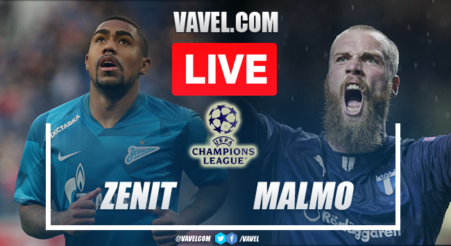 Goals and Highlights: Zenit 4-0 Malmo in UEFA Champions League 2021
