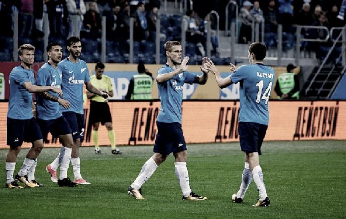 Análisis del rival europeo: Zenit de San Petersburgo, favorito del grupo L