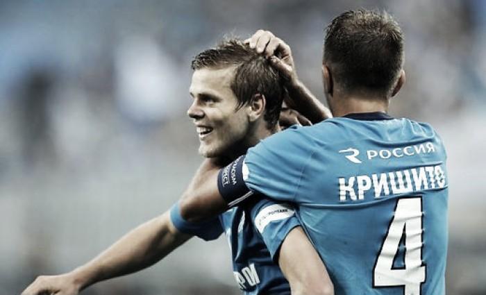 Russia, Mancini non si ferma più: lo Zenit batte lo Spartak di Carrera 5-1