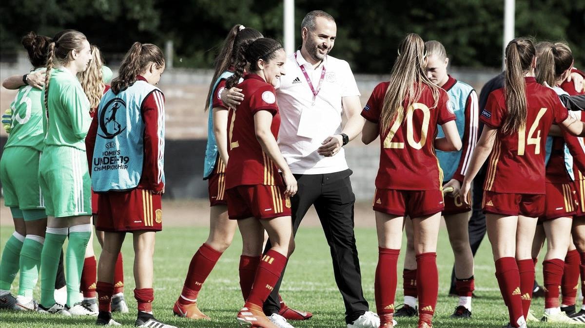 La selección sub-19 femenina viaja a Islandia para iniciar su camino hacia la Eurocopa de Georgia 2020