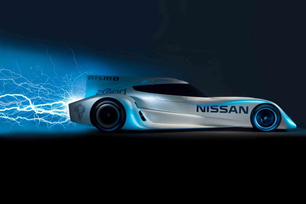 Nissan ZEOD RC : électrochoc pour Le Mans 2014