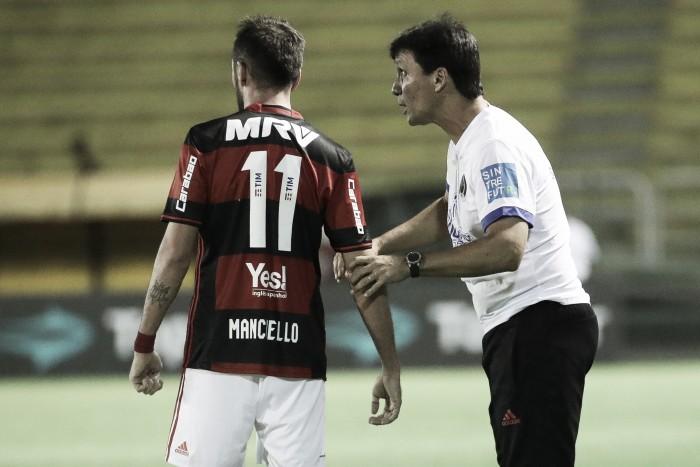 """Zé Ricardo avalia vitória sobre o Resende: """"Buscamos o resultado o tempo todo"""""""