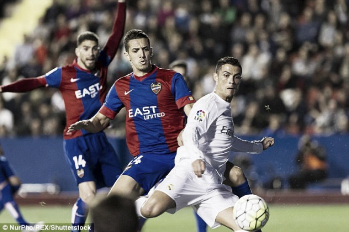 West Brom linked with Levante defender Feddal