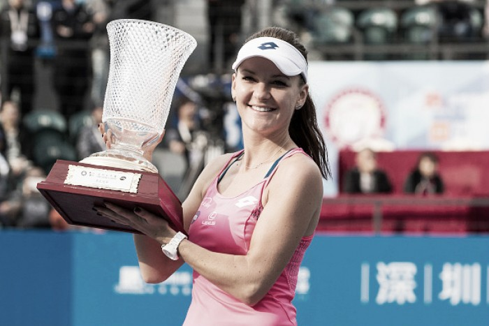 WTA Shenzhen: Three top ten stars set to be in action