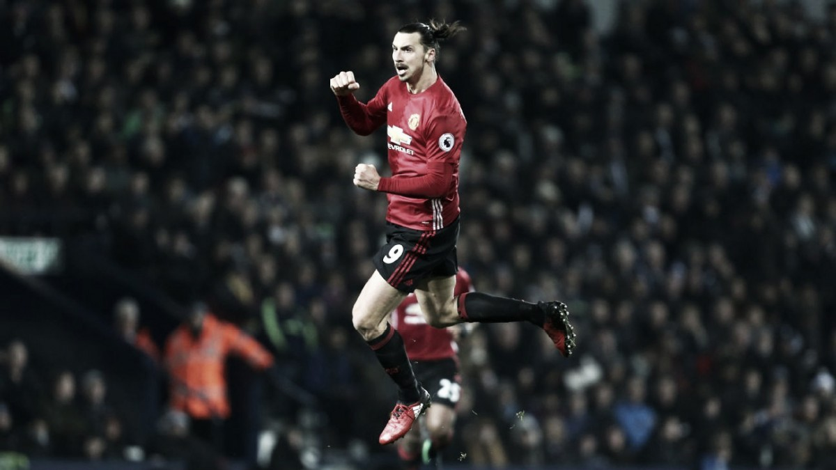 Zlatan Ibrahimovic confirms LA Galaxy move, 24 hours after Manchester United exit