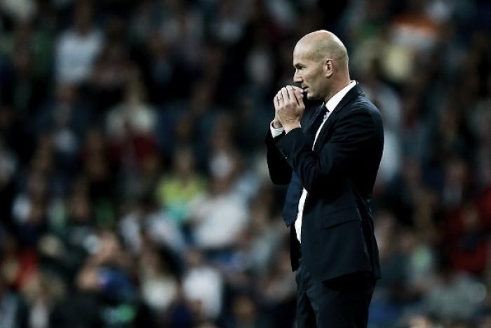 Zidane minimiza erros e destaca vitória na estreia da Champions League