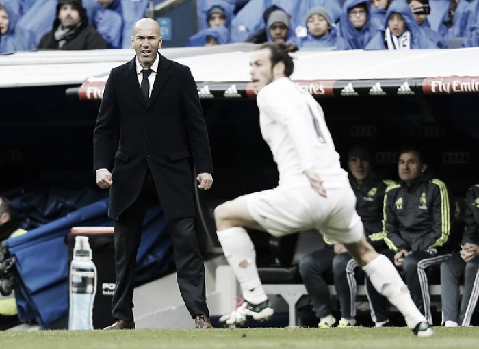 Real Madrid coach Zinedine Zidane quashes De Gea talk