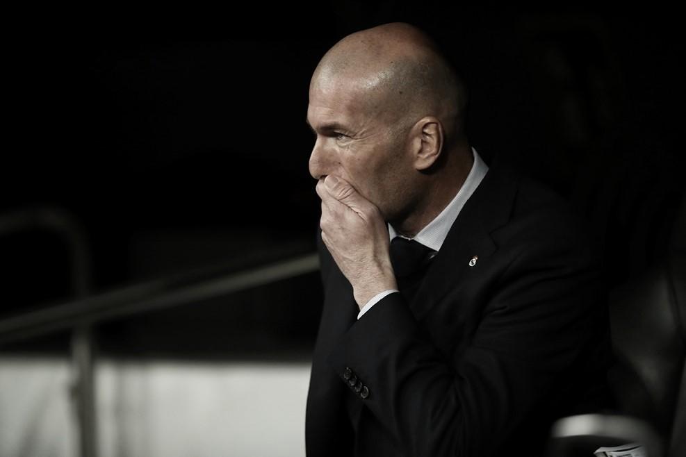 """Zidane aponta desatenção do Real Madrid e mira confronto na Inglaterra: """"Só a vitória interessa"""""""